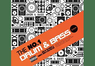 VARIOUS - The No.1 Drum & Bass  - (CD)