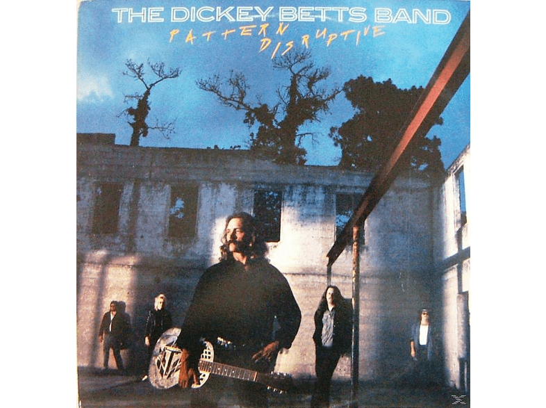 Dickey Betts Band - Pattern Disruptive [CD]