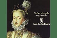 Juan Carlos Rivera - Taner De Gala, Vihuela Music [CD]