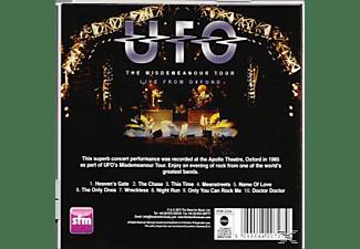 UFO - Misdemeanour Tour  - (CD)