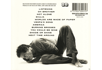Ben Taylor - Listening  - (CD)