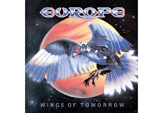 Europe - Wings Of Tomorrow  - (CD)