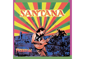 Carlos Santana - Freedom  - (CD)