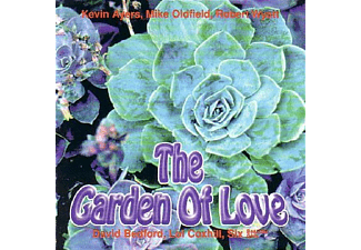 Kevin Ayers, Mike Oldfield, David Bedford, Lol Coxhill, Robert Wyatt - Garden Of Love  - (CD)
