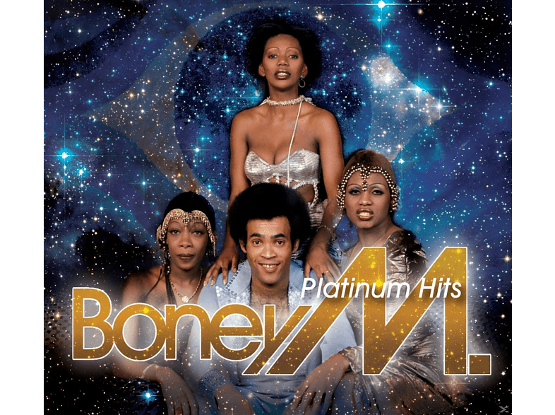 Boney M. - Platinum Hits [CD]