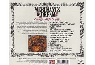 The Merchants Of Dream - Strange Night Voyage  - (CD)