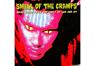 VARIOUS - Smell Of The Cramps  - (CD)