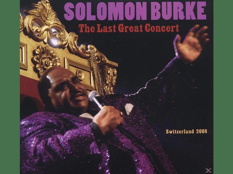 Solomon Burke - The Last Great Concert - Switzerland 2008 [CD]