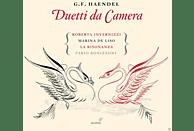 Roberta Invernizzi, Maria de Liso, La Risonanza - Duetti Da Camera Vol.1 [CD]