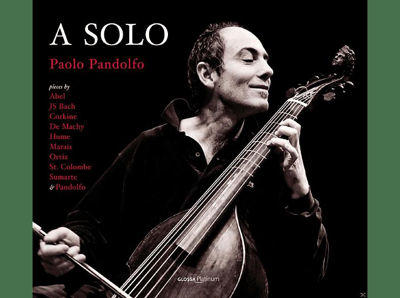 Paolo Pandolfo - A Solo - Music Für Gambe Solo [CD]