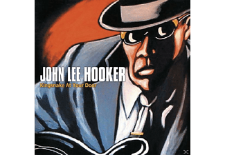 John Lee Hooker - King Snake At Your Door - (CD)