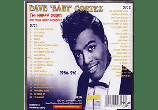 """Dave """"baby"""" Cortez - Happy Organ  - (CD)"""