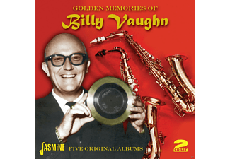 Billy & His Orchestra Vaughn - Golden Memories Of Billy  - (CD)