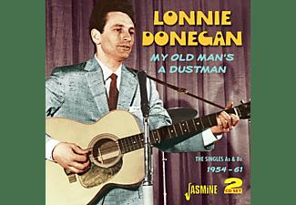 Lonnie Donegan - MY OLD MAN'S DUSTMAN  - (CD)