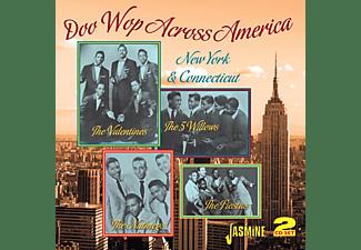 VARIOUS - Doo Wop Across America  - (CD)