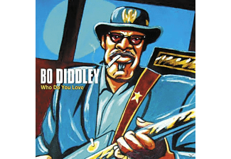 Bo Diddley - Who Do You Love  - (CD)