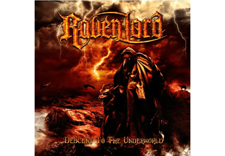 Raven Lord - Descent To The Underworld  - (CD)