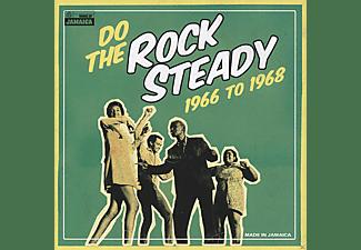 VARIOUS - Do The Rock Steady 1966-1968  - (CD)