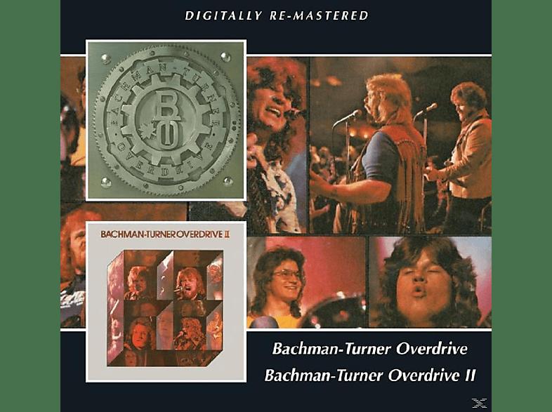 Bachman-Turner Overdrive - Bachman-Turner Overdrive +Ii [CD]
