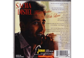 Sacha Distel - From Sacha With Love  - (CD)