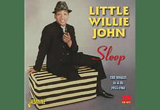 Little Willie John - SLEEP - THE SINGLES A'S..  - (CD)