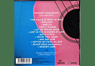 Graham Gouldman - Love And Work  - (CD)