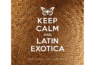 VARIOUS - Keep Calm And Latin Exotica - (CD)