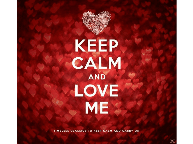 VARIOUS - Keep Calm And Love Me [CD]