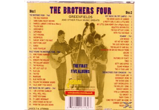 Brothers Four - Greenfields & Other Folk Music Greats  - (CD)