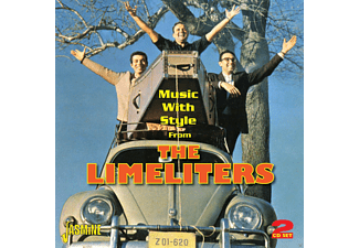 The Limeliters - MUSIC WITH STYLE FROM THE  - (CD)