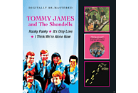 Tommy James, Tommy James & the Shondells - Hanky Panky / It's Only Love [CD]