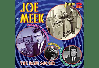 Joe Meek, VARIOUS - Twangy Guitars Reverb & The RGM Sound  - (CD)