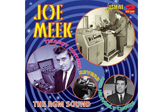 Joe Meek, VARIOUS - Twangy Guitars Reverb & The RGM Sound - (CD)