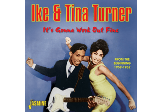Ike & Tina Turner - It's Gonna Work Out Fine  - (CD)