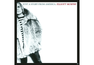 Elliot Murphy - Just A Story From America  - (CD)
