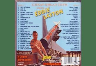 Eddie Layton - Great Organ Hits  - (CD)