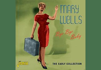 Mary Wells - BYE BYE BABY+4  - (CD)