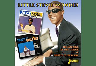 Stevie Wonder - Jazz Soul Of Little Stevie  - (CD)