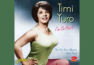 Timi Yuro - I'm So Hurt  - (CD)
