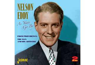 Nelson Eddy, VARIOUS - As Years Go By - From Providence: The Man And His Artistry [Original Recordings Remastered] 2cd Set  - (CD)