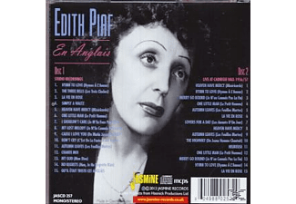 Edith Piaf - En Anglais  - (CD)