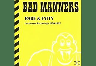 Bad Manners - Rare 6 Fatty  - (CD)