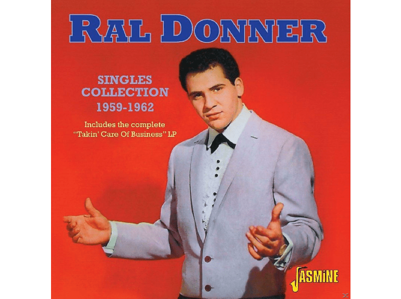 Ral Donner - Singles Collection 59-62 [CD]