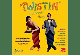VARIOUS - Twistin' The Night Away  - (CD)