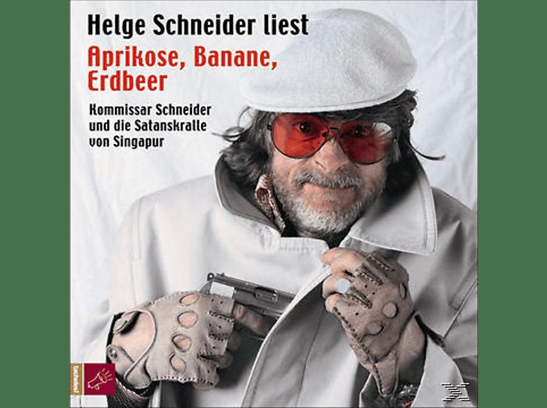 Aprikose, Banane, Erdbeer - (CD)