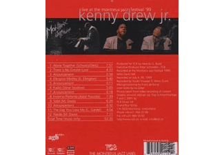 Kenny Jr. Drew, Kenny Jr (solo Agb-series) Drew - Live At The Montreux Jazzfestival99  - (CD)
