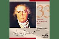 Tatiana Nikolayeva - Diabelli-Variationen [CD]