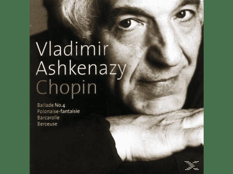 Vladimir Ashkenazy - BALLADE NR.4 POLONAISE FANTASIE BARCAROLE UA [CD]