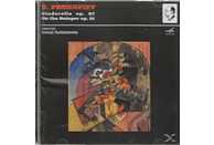 Gennadi Roshdestwenskij - Cinderella/On The Dnieper [CD]
