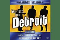 VARIOUS - Greetings From Detroit [CD]